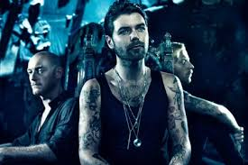The boys of Biffy Clyro