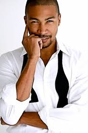 Charles Michael Davis who will be playing Marcel in the Vampire Diaries spinoff, The Originals.