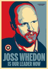 Joss Whedon, undoubtedly the sexiest man at Comic Con. This man gave us Buffy the Vampire Slayer and the Avengers. For that, I will always love him.