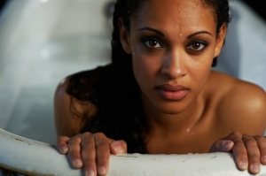 Cynthia Addai-Robinson who stars as Naevia, one half of my second favourite couple on the show.