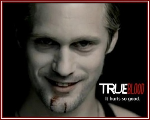 Alexander Skarsgard who stars as Eric Northman in True Blood.